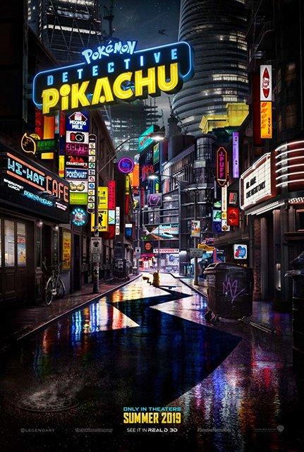 Pokémon  Detektiv Pikachu – program a vstupenky online  1cfaf75e8b4