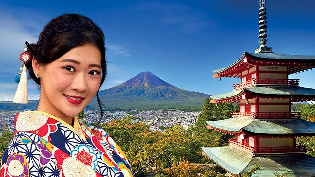 Japonsko (diashow M. Loewa - náhradní termíny)