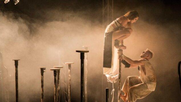 Losers Cirque Company: Vzduchem | Film Naživo