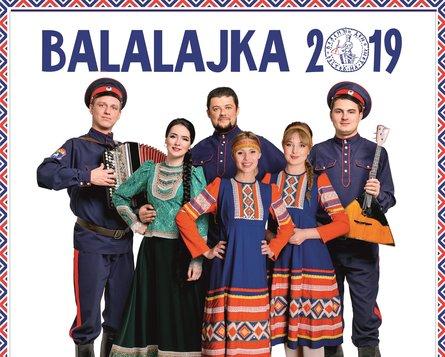 VOLNIJ DON - BALALAJKA TOUR 2019