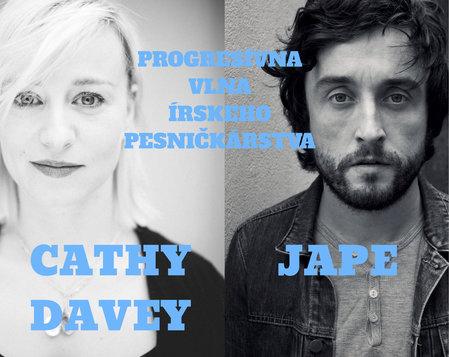 Cathy Davey a Jape