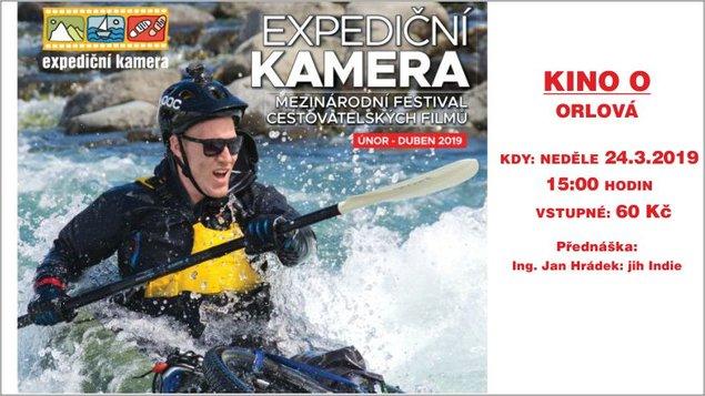 Expediční Kamera 2019