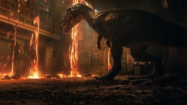Jurský svet: Zánik ríše - Jurassic World: Bukott birodalom