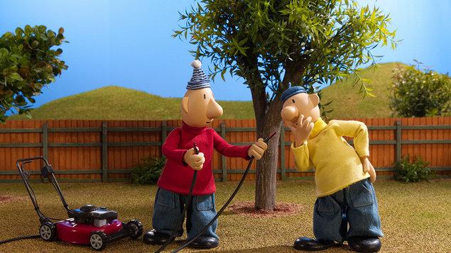 Pat a Mat znovu v akcii