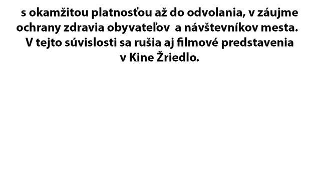 Kino Žriedlo, Bardejovské Kúpele