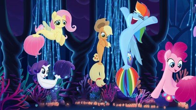 My Little Pony vo filme