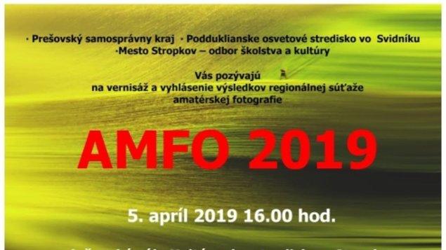 AMFO 2019
