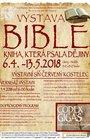 Bible - kniha, která psala dějiny