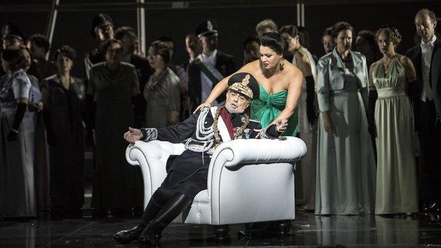 G. Verdi: Macbeth - Pařížská opera