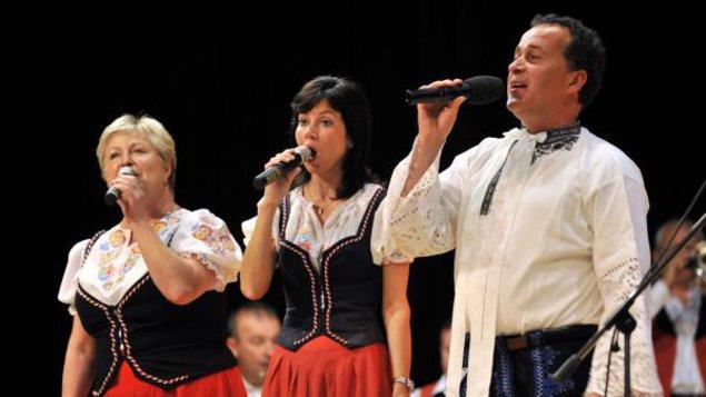 Moravanka Jana Slabáka - vánoční koncert