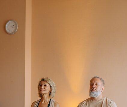 Feldenkraisova metoda pro seniory ~ jógové studio