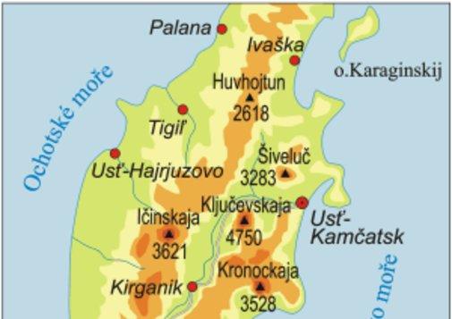 Z Písku až na Kamčatku II.