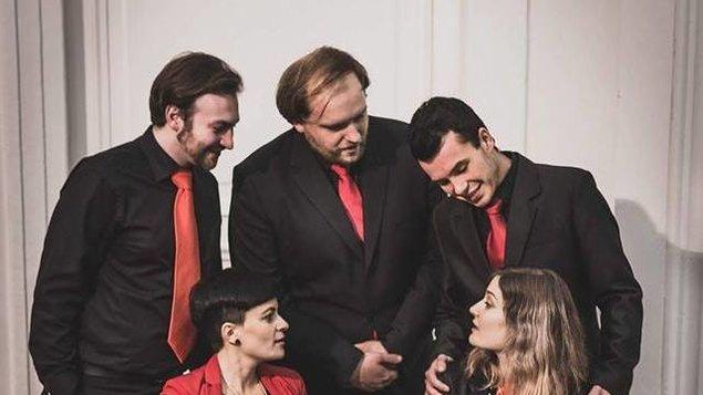 Czech Ensemble Baroque Quintet: Sí, Amores