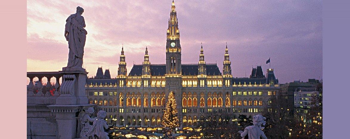 Vídeň 5. 12. 2020