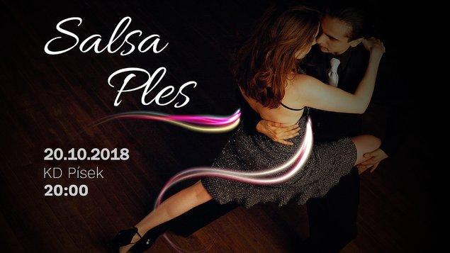 Salsa ples 2018