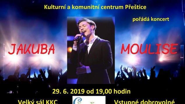 Koncert Jakuba Moulise