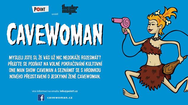 CAVEWOMAN