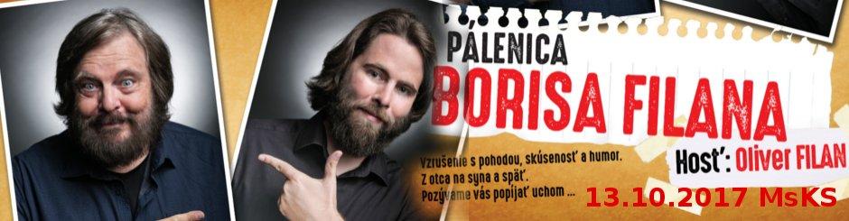 Pálenica Borisa Filana