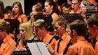 Dechový orchestr ZUŠ Vimperk - volný repertoár