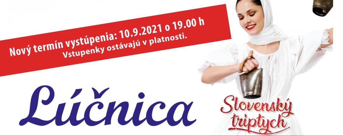 LÚČNICA - Slovenský triptych