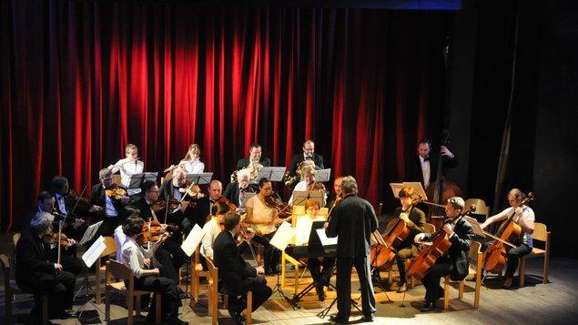 Komorní orchestr Dvořákova kraje