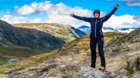 Putování divočinou Norska