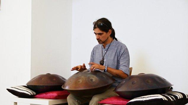 Handpan, buben magických zvuků