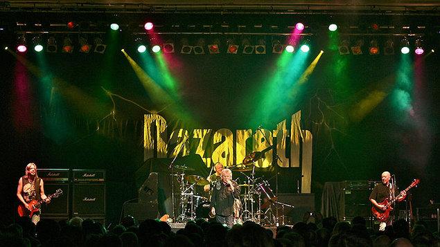 Filmový Písek ~ Nazareth: Nekonečný rockový mejdan
