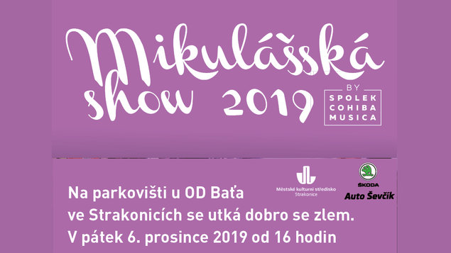 Mikulášská show 2019