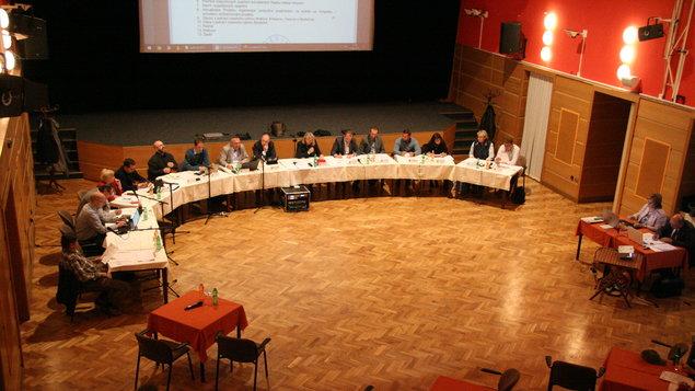 Veřejné zasedání Zastupitelstva města Vimperk