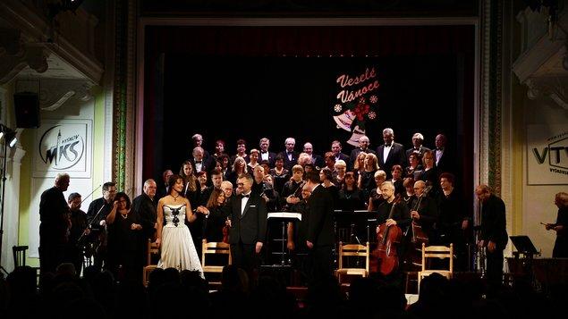 Vánoční koncert PSAT