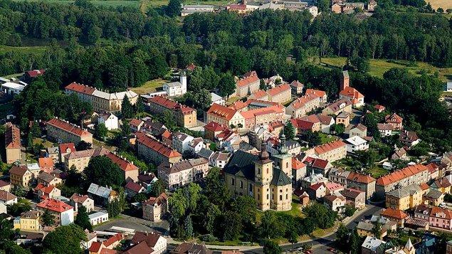 Letní slavnosti města Kynšperk nad Ohří