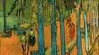 Van Gogh: O obilných poliach a oblačnom nebi