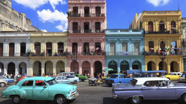 Cestovateľský klub: KUBA PRED FIDELOM, KUBA PO FIDELOVI