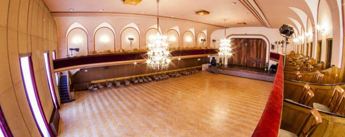 SENIOR KLUB - taneční večer v listopadu