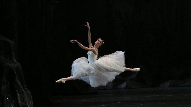 Bolšoj balet: La Sylphide
