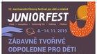 Zábavné tvořivé odpoledne pro děti s vyhlášením výtvarné soutěže pro děti v Přešticích- Juniorfest 2019
