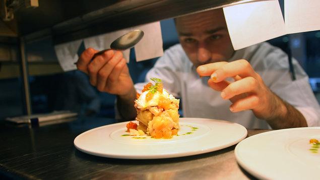 Degustační večeře italských pokrmů