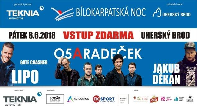 Bílokarpatské slavnosti 2018