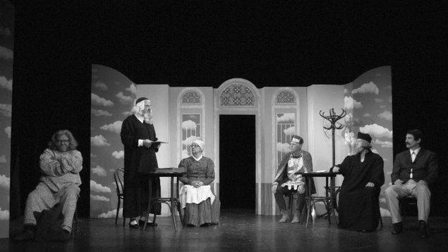 Divadlo Járy Cimrmana: ČESKÉ NEBE