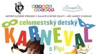 Celomestský detský karneval s Pipi