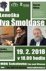 Lenoška Iva Šmoldase - únor 2018