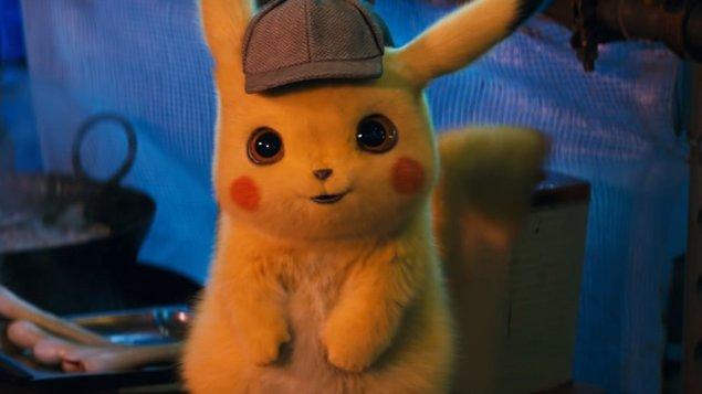 Exkluzív előnézet - Pokémon - Pikachu, a detektív