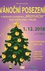 Vánoční posezení s dechovým orchestrem Březováček 2018