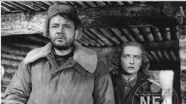 Bílá tma - předfilm Týden ve filmu 1948, č. 10 - FILMOVÉ OSMIČKY