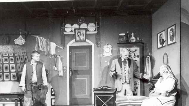 Divadlo Járy Cimrmana - Záskok