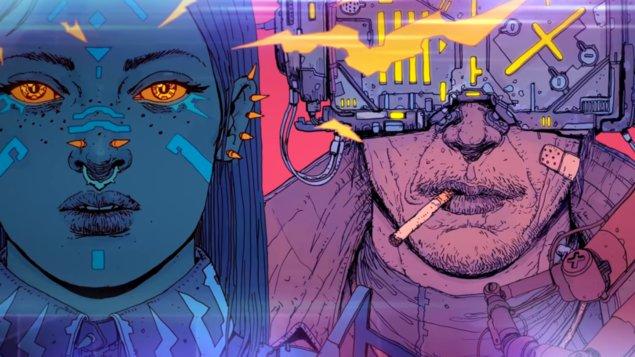 FG: Kořeny Cyberpunku