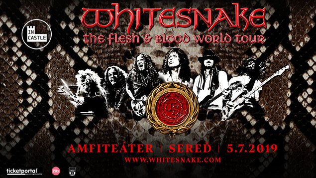 In Castle / Whitesnake