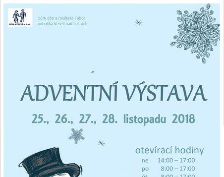 Adventní výstava - 25. až 28.11.2018