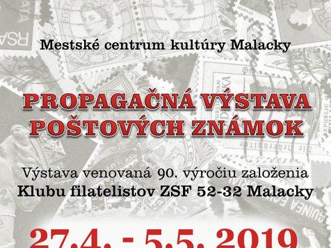 Propagačná výstava poštových známok
